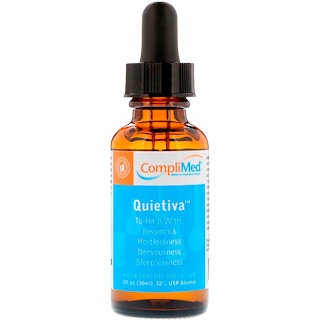 CompliMed, Quietiva, 1 fl oz (30 ml)