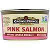 Crown Prince Natural, Pink Salmon, 7.5 oz (213 g)