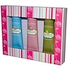 Crabtree & Evelyn ®, Hand Therapy, Drawn from Nature, 3 Piece Sampler, 1.8 oz (50 g) Each (Discontinued Item)