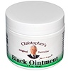 Christopher's Original Formulas, Black Ointment, Anti-Inflammatory, 2 fl oz (59 ml)