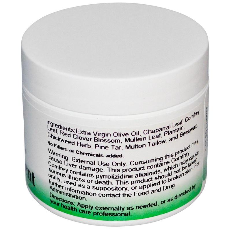 Christopher's Original Formulas, Black Ointment, Anti-Inflammatory, 2 fl oz (59 ml) - photo 1