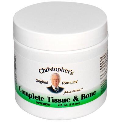 Купить Совершенная мазь для тканей и костей, 4 жидких унции (118 мл)