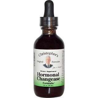 Christopher's Original Formulas, Hormonal Changease Formula, 2 fl oz (59 ml)