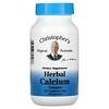 Christopher's Original Formulas, Herbal Calcium Formula, 400 mg, 100 Vegetarian Caps