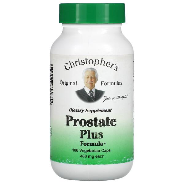 Prostate Plus Formula, 460 mg, 100 Vegetarian Caps