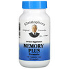 Christopher's Original Formulas, Memory Plus Formula, 400 mg, 100 Vegetarian Caps