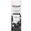 Crest, 3D White، علاج تبييض الأسنان، معجون أسنان ضد التسوس بالفلورايد، معزز بالفحم، النعناع المنعش، 4.1 أونصة (116 جم)