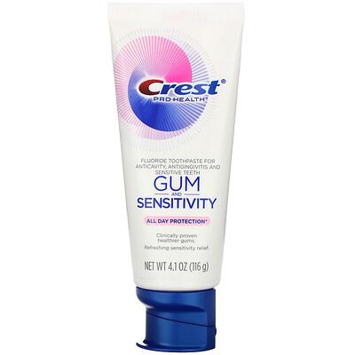 Купить Crest Pro Health, Gum & Sensitivity, Fluoride Toothpaste, Soft Mint, 4.1 oz (116 g)