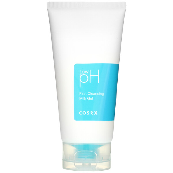 Low pH First Cleansing Milk Gel, 5.07 fl oz (150 ml)