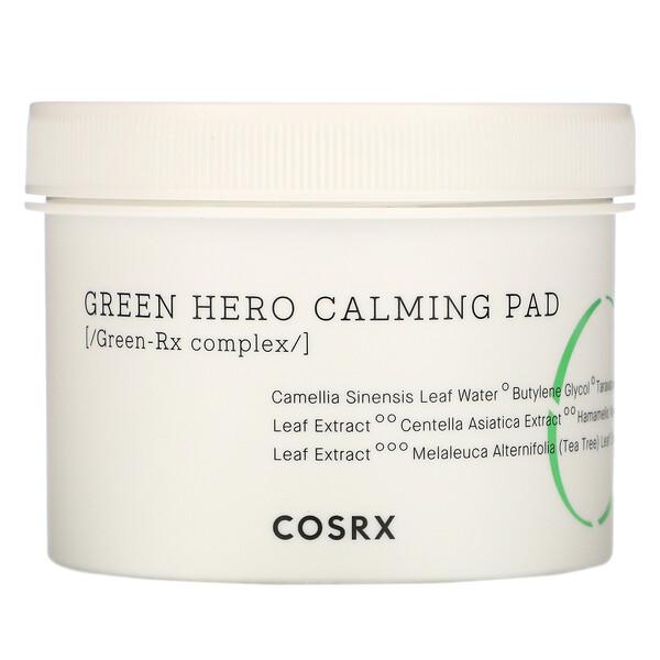 One Step Green Hero Calming Pad, 70 Pads, 4.56 fl oz