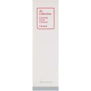 Cosrx, AC Collection، منظف رغوي مهدئ، 5.07 أوقية سائلة (150 مل)
