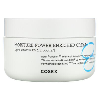 Купить Cosrx Hydrium, Moisture Power Enriched Cream, 1.69 fl oz (50 ml)