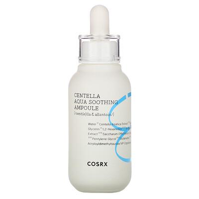 Cosrx Hydrium, Centella Aqua Soothing Ampoule, 1.35 fl oz (40 ml)  - купить со скидкой