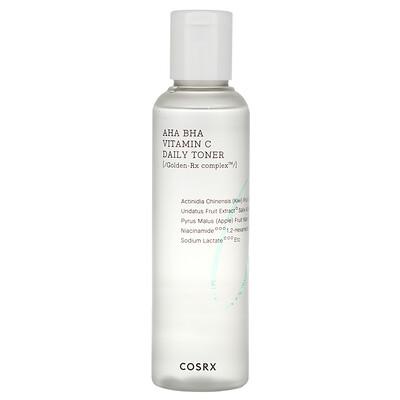 Купить Cosrx Refresh, AHA BHA Vitamin C Daily Toner, 5.07 fl oz (150 ml)