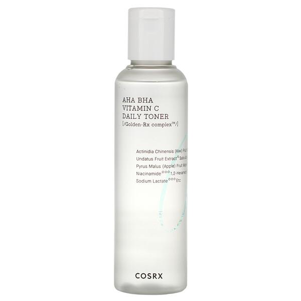 Refresh,AHA BHA 維生素 C 日常爽膚水,5.07 盎司(150 毫升)