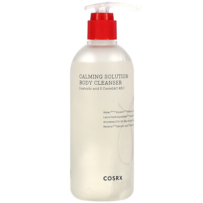 Cosrx AC Collection, Calming Solution Body Cleanser, 10.48 fl oz (310 ml)