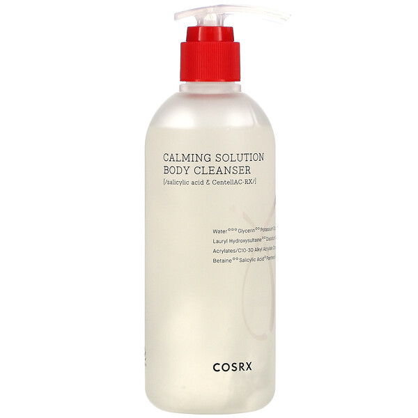 Cosrx, AC Collection, Calming Solution Body Cleanser, 10.48 fl oz (310 ml)