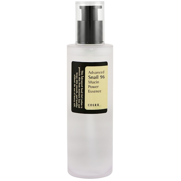 Advanced Snail 96 Mucin Power Essence , 3.38 fl oz (100 ml)