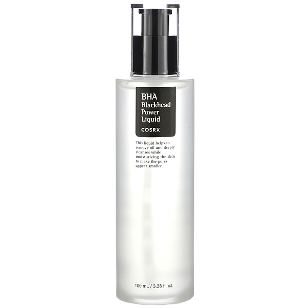 Cosrx, BHA Blackhead Power Liquid, 3.38 fl oz (100 ml)