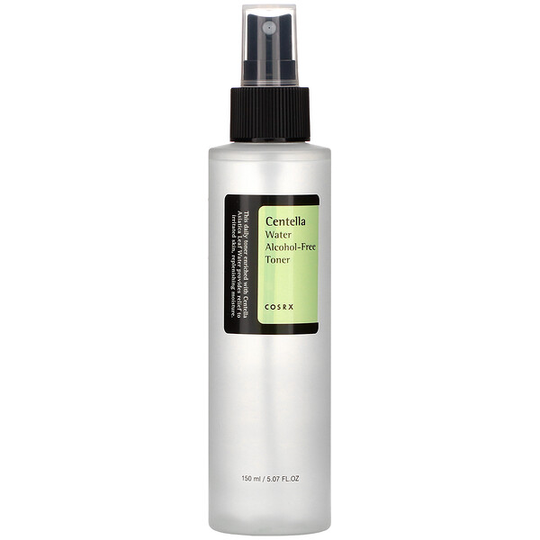 Centella Water Alcohol-Free Toner, 5.07 fl. oz (150 ml)
