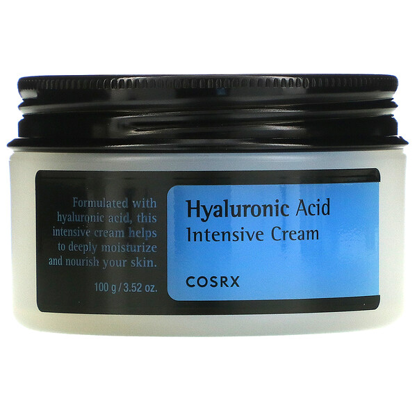 Hyaluronic Acid Intensive Cream, 3.52 oz (100 g)