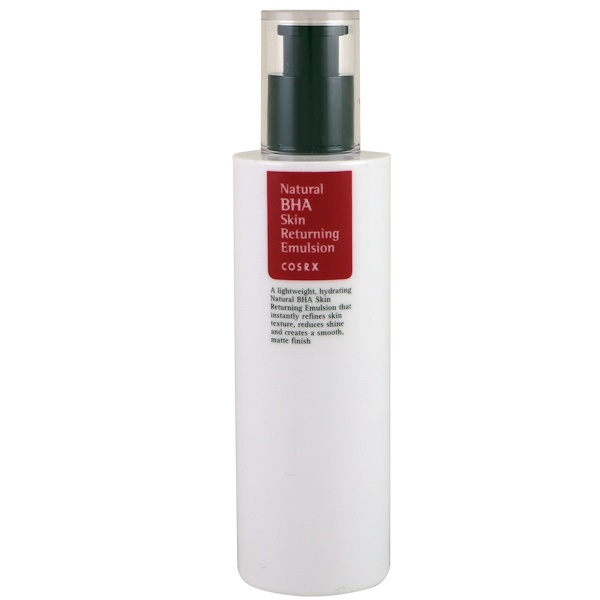Cosrx, Natural BHA Skin Returning Emulsion, 100 ml
