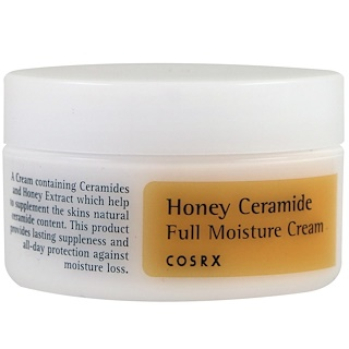 Cosrx, Honey Ceramide Full Moisture Cream, 50 ml