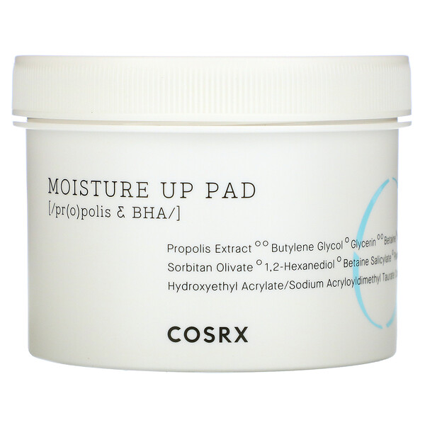 Cosrx, One Step Moisture Up Pad, 70 Pads (4.56 fl oz)