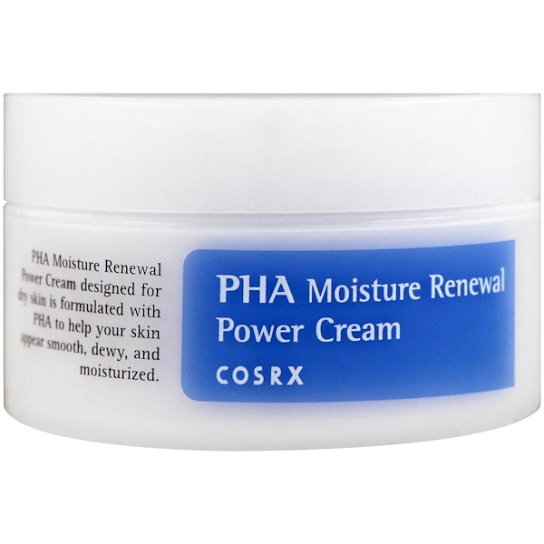 Cosrx, PHA Moisture Renewal Power Cream, 1.69 fl oz (50 ml)