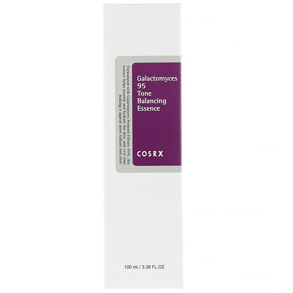 Cosrx, Galactomyces 95 Tone Balancing Essence, 3.38 fl oz (100 ml)