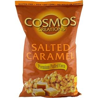 Cosmos Creations, Premium Puffed Corn, Salted Caramel, 14 oz (396.9 g)