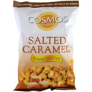 Cosmos Creations, Premium Puffed Corn, Salted Caramel, 6.5 oz (184.3 g)