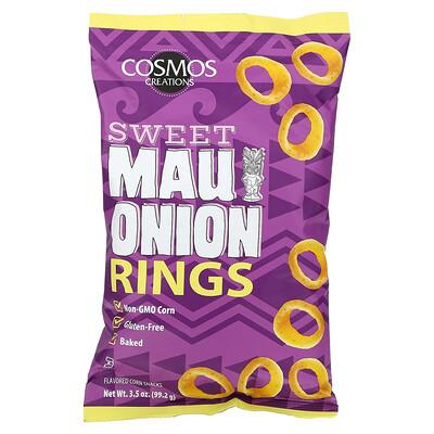 Cosmos Creations Sweet Maui Onion Ring, 3.5 oz (99.2 g)