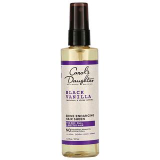 Carol's Daughter, Black Vanilla, Moisture & Shine System, Shine Enhancing Hair Sheen, 4.3 fl oz (127 ml)