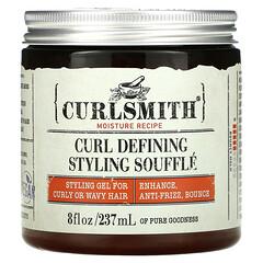 Curlsmith, 卷曲定型霜,8 液量盎司(237 毫升)