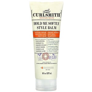 Curlsmith, Hold Me Softly Style Balm, 8 fl oz (237 ml)