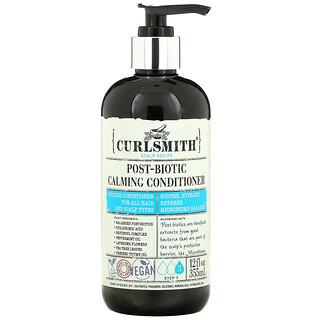 Curlsmith, Post-Biotic Calming Conditioner, Step 3, 12 fl oz (355 ml)