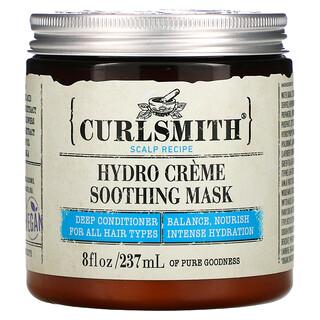 Curlsmith, Hydro Creme Soothing Mask, 8 fl oz (237 ml)