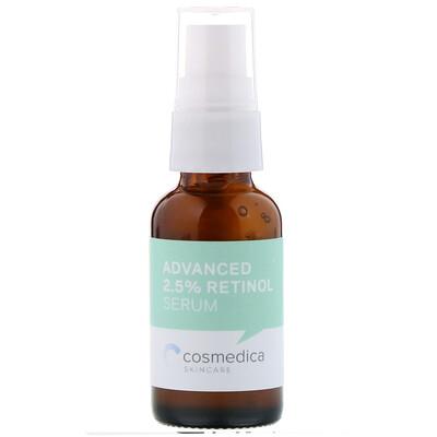 Купить Cosmedica Skincare Улучшенная сыворотка с 2, 5% ретинолом, 30мл (1 унция)