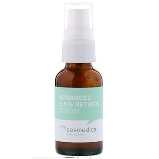 Cosmedica Skincare, 2.5% 視黃醇高級護膚精華,1 盎司,30 毫升