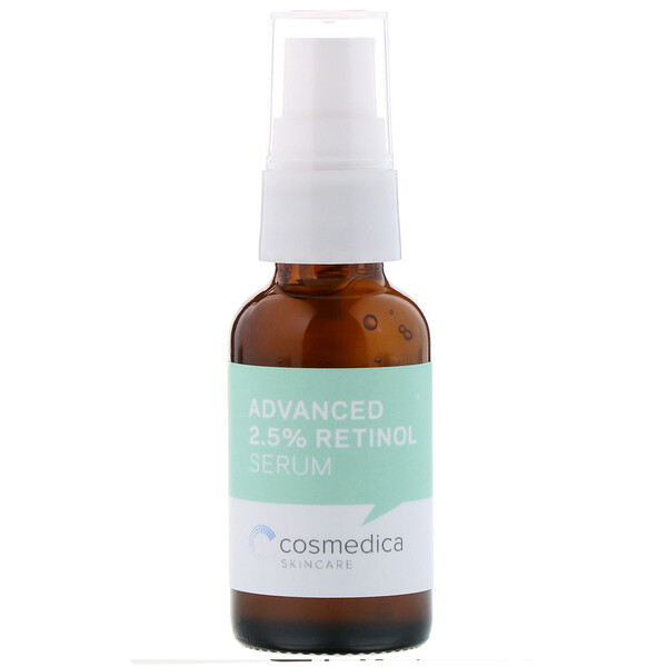 Advanced 2.5% Retinol Serum, 1 oz (30 ml)