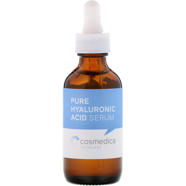 Cosmedica Skincare, Pure Hyaluronic Acid Serum, 2 oz (60 ml)