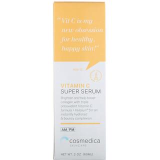 Cosmedica Skincare, Vitamin C Super Serum, 2 oz (60 ml)