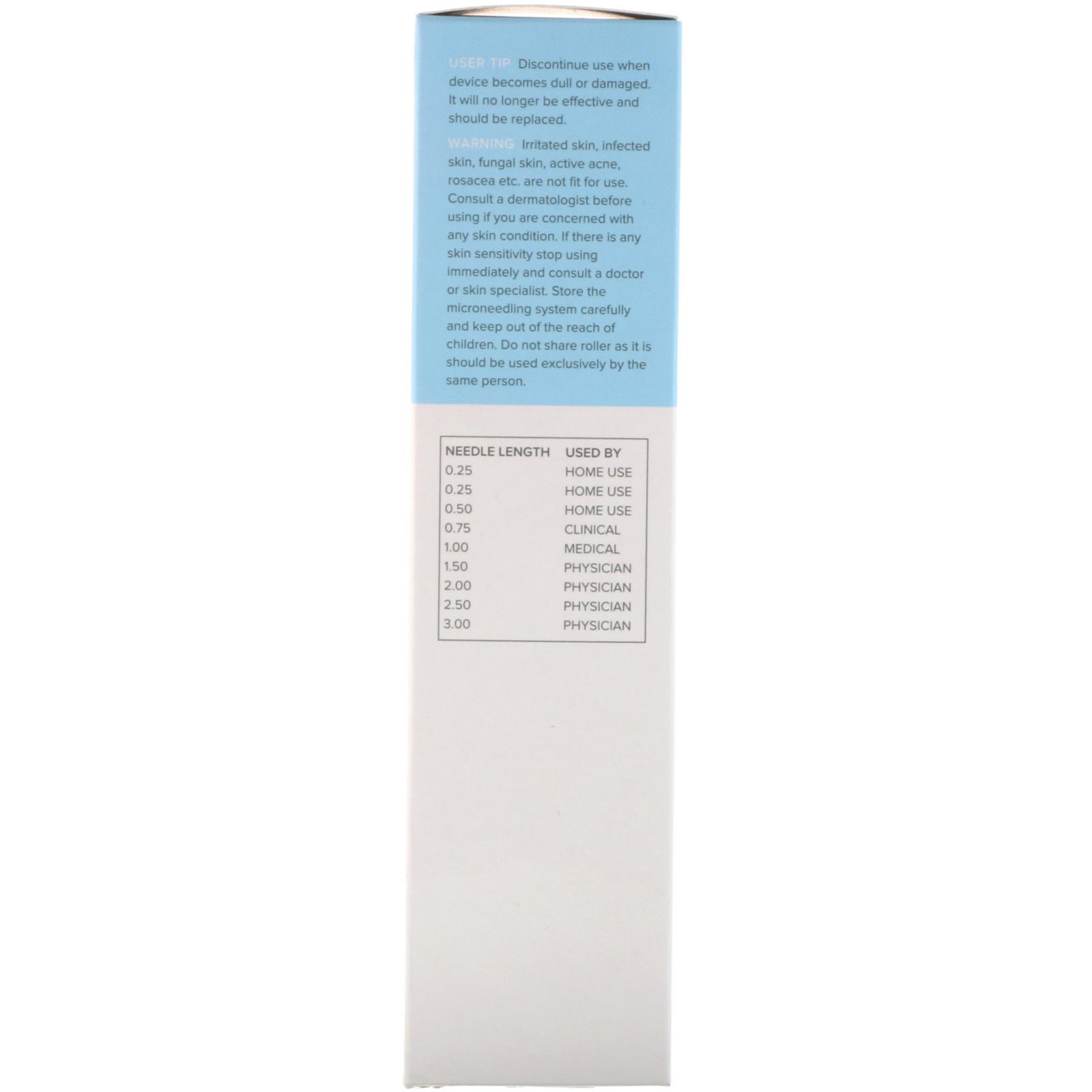 Cosmedica Skincare, Microneedling Derma Roller System - iHerb