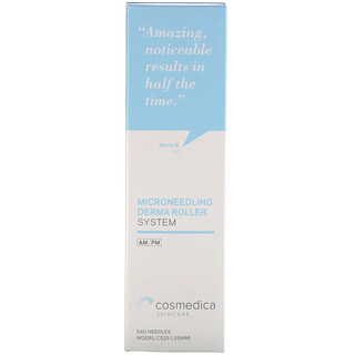Cosmedica Skincare, Microneedling Derma Roller System