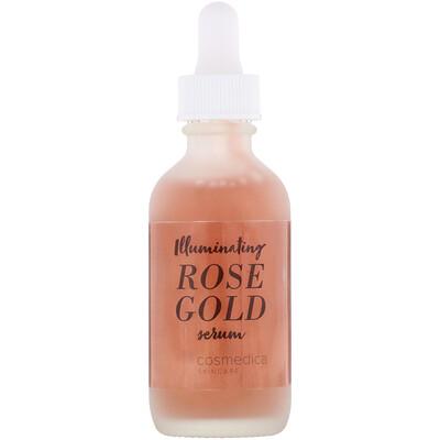 Купить Cosmedica Skincare Осветляющая сыворотка из розового золота, 2 унции (60 мл)
