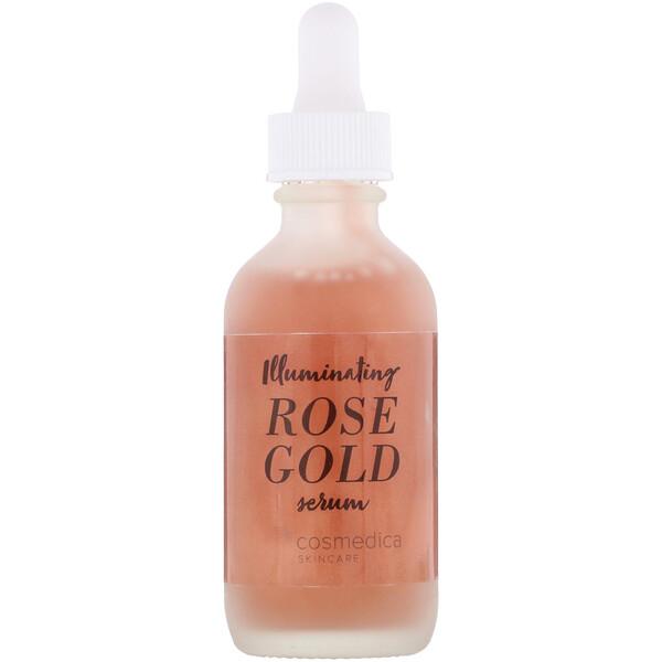 Cosmedica Skincare, סרום ורד זהב מאיר, 2 oz (60 מ״ל)