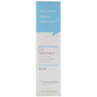 Cosmedica Skincare, Brightening Eye Treatment, 0.5 oz (15 ml)