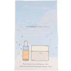 Cosmedica Skincare, Carry On Hydration Duo, 2 Piece Kit