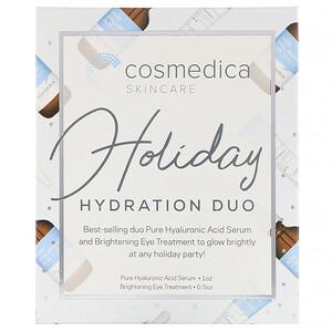 Cosmedica Skincare, Holiday Hydration Duo, 2 Piece Kit отзывы покупателей